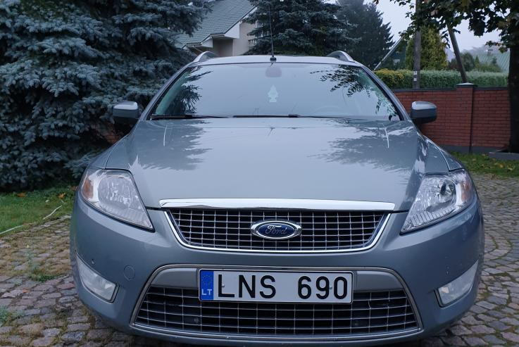 Ford Mondeo 4 generation wagon