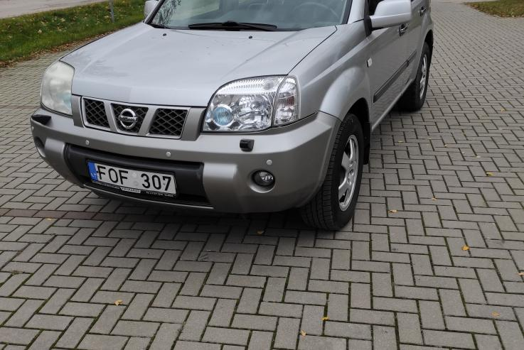 Nissan X-Trail T30 [restyling] Crossover