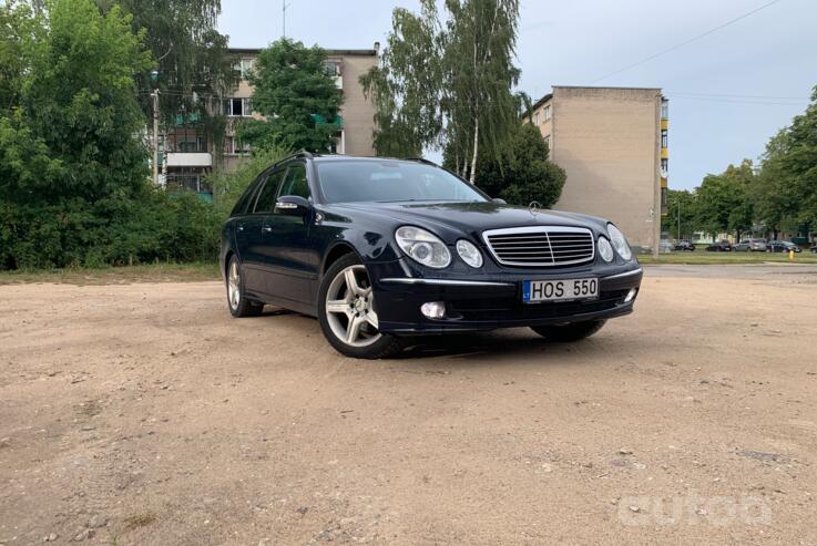Mercedes-Benz E-Class W211/S211 wagon 5-doors
