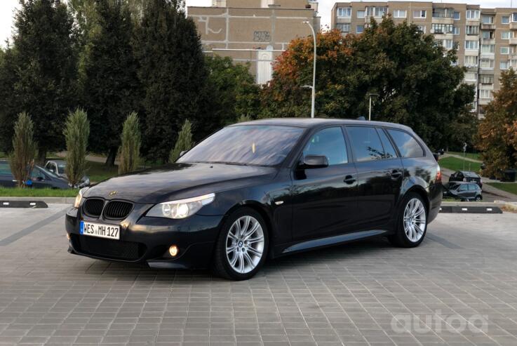 BMW 5 Series E60/E61 Touring wagon