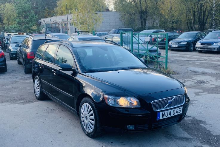 Volvo V50 1 generation wagon