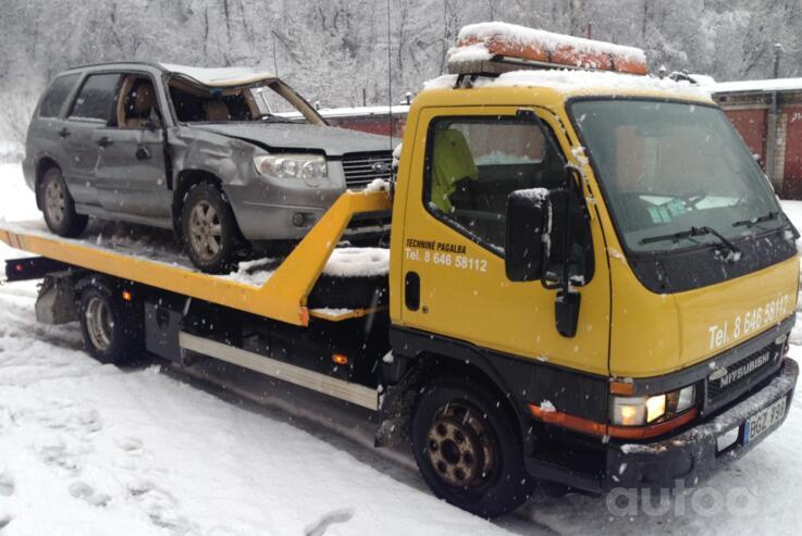 Subaru Forester 2 generation [restyling] Crossover 5-doors