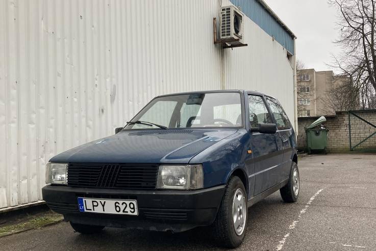 Fiat Uno 1 generation Hatchback 3-doors