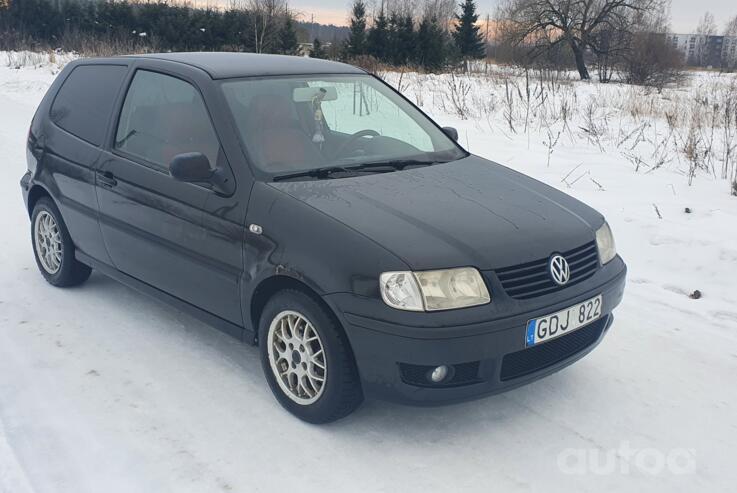 Volkswagen Polo 3 generation [restyling] Hatchback 3-doors