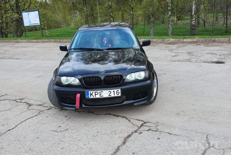 BMW 3 Series E46 Touring wagon