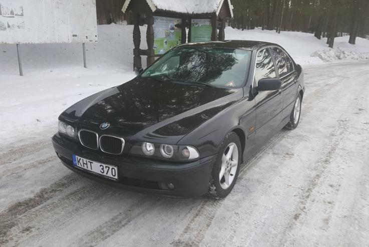 BMW 5 Series E39 [restyling] Sedan
