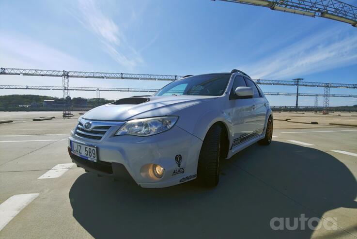 Subaru Impreza 4 generation Hatchback