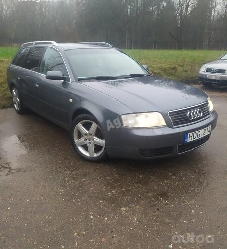 Audi A6 allroad C5