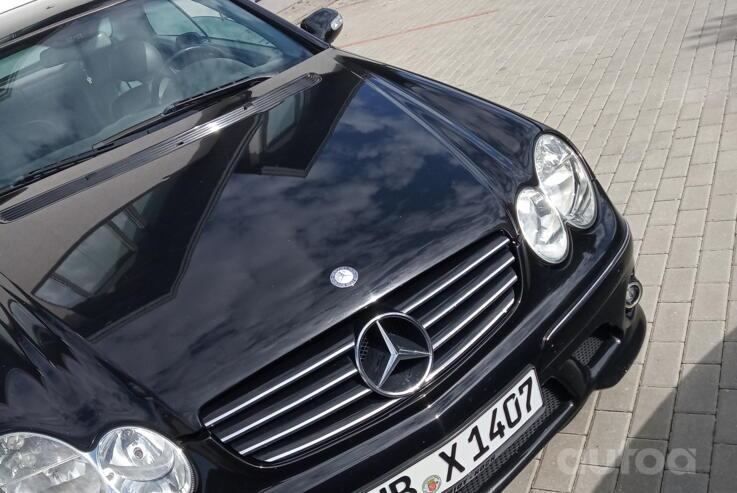 Mercedes-Benz CLK-Class C209 Coupe-Hardtop