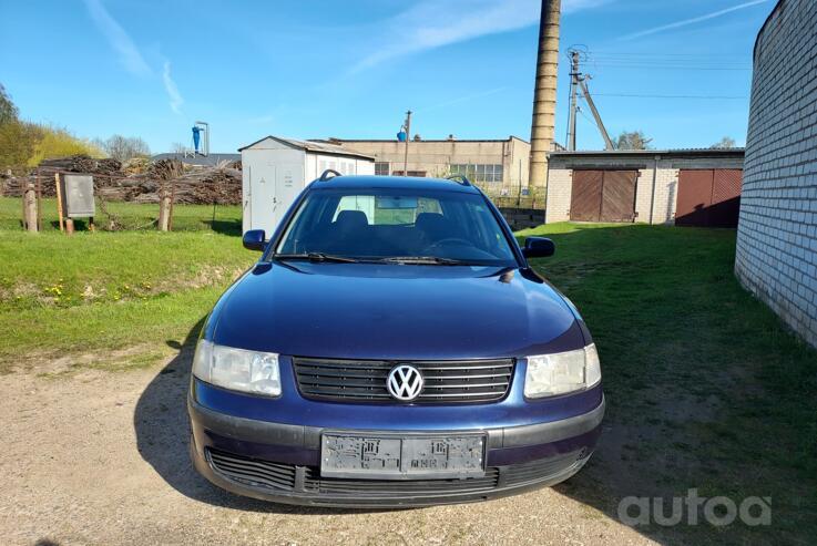 Volkswagen Passat B5 wagon