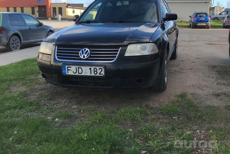 Volkswagen Passat B5.5 [restyling] Sedan