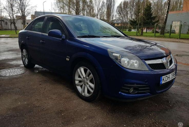 Opel Vectra OPC C [restyling]