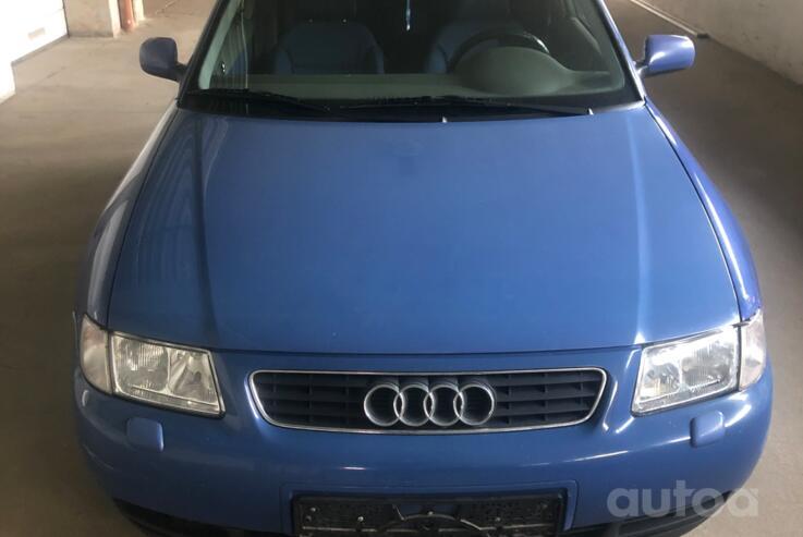 Audi A3 8L Hatchback 3-doors