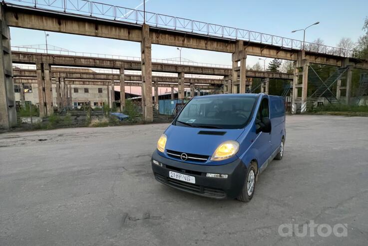 Opel Vivaro A Minivan