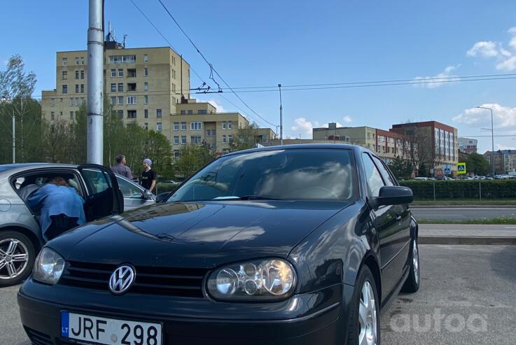 Volkswagen Golf 4 generation Hatchback 5-doors