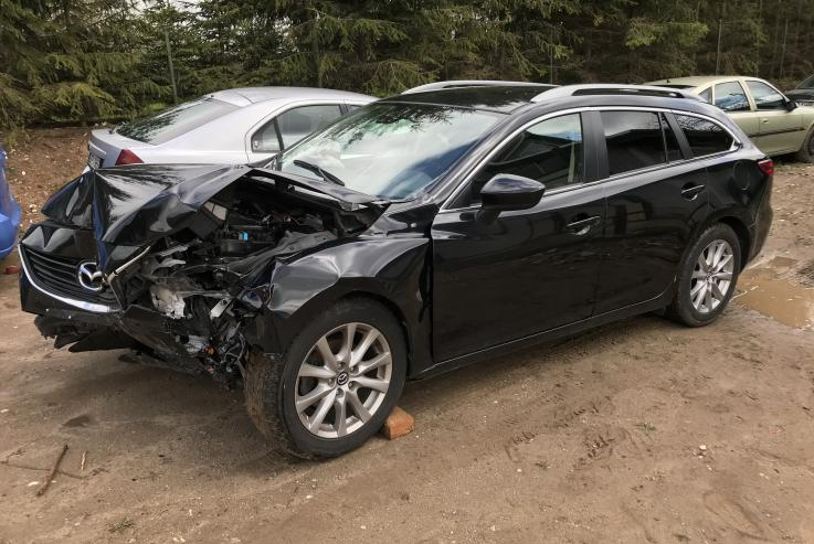Mazda 6 GJ [restyling] wagon