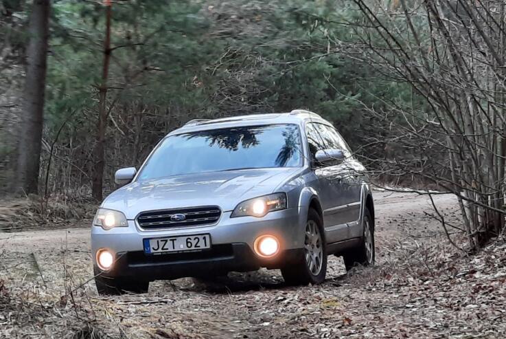 Subaru Outback 3 generation wagon