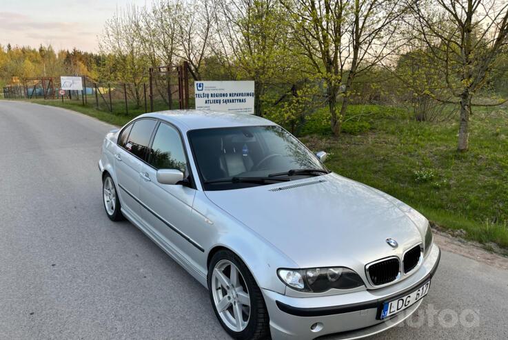 BMW 3 Series E46 [restyling] Sedan