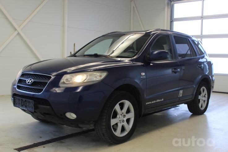 Hyundai Santa Fe CM Crossover