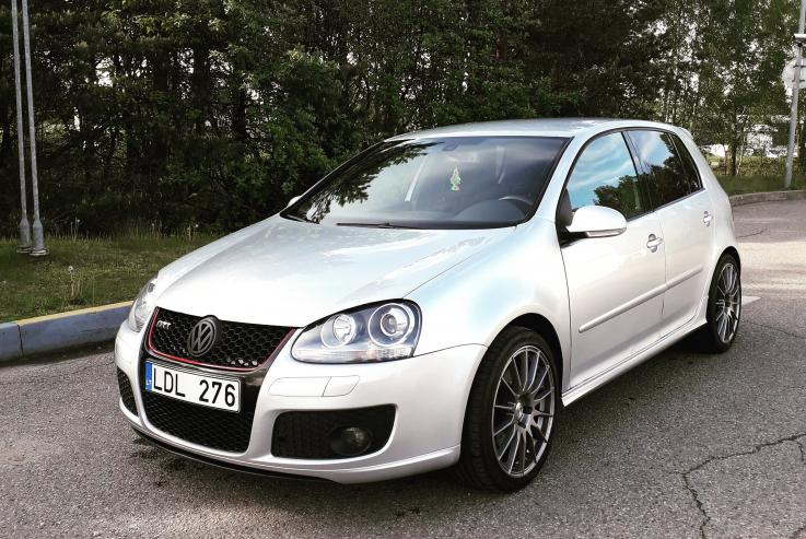Volkswagen Golf GTI 5 generation