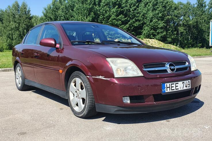 Opel Vectra C Sedan 4-doors