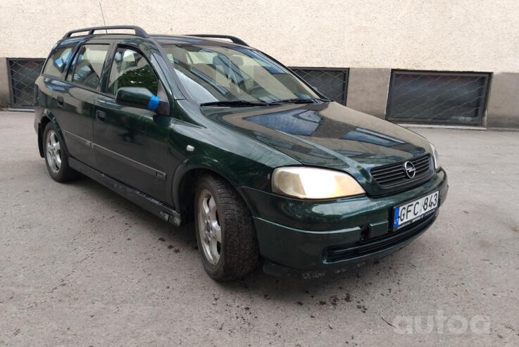 Opel Astra G wagon 5-doors