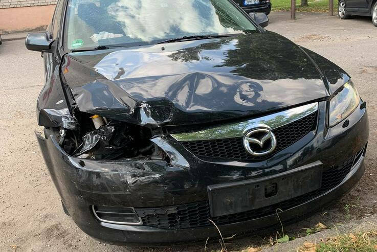 Mazda 6 GG [restyling] Liftback
