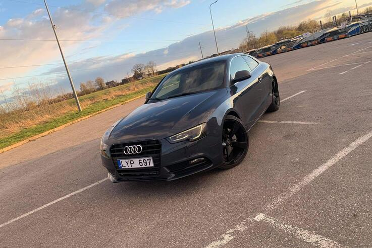 Audi A5 8T Coupe