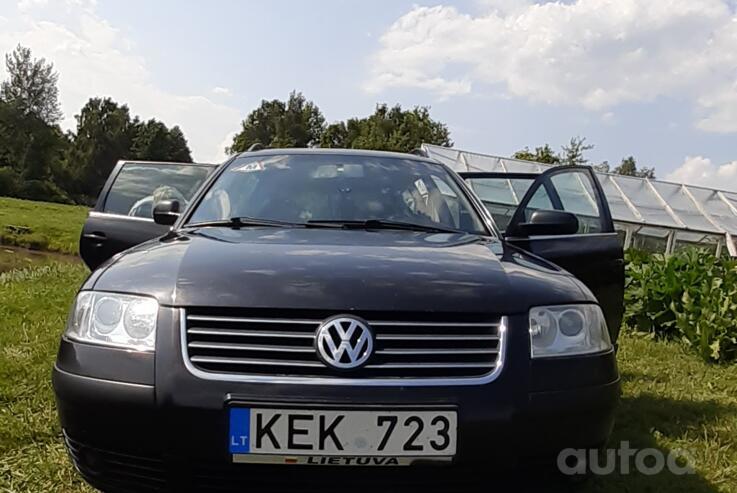 Volkswagen Passat B5.5 [restyling] wagon