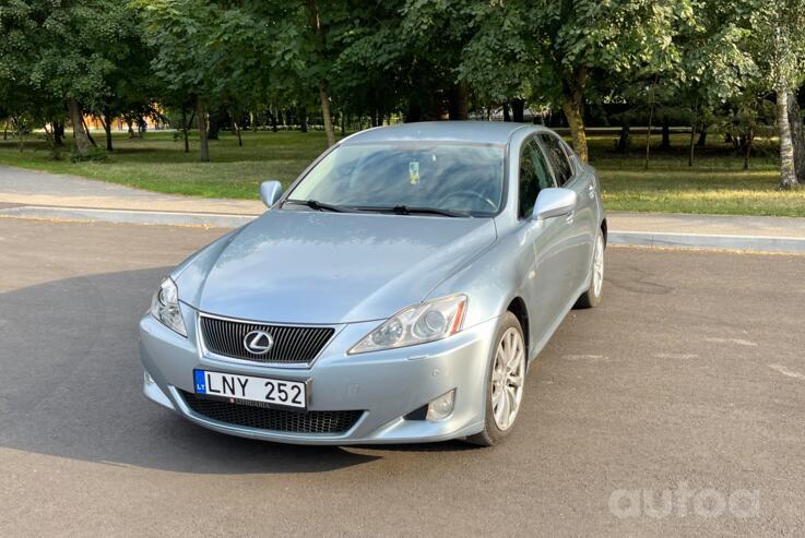 Lexus IS XE20 Sedan 4-doors