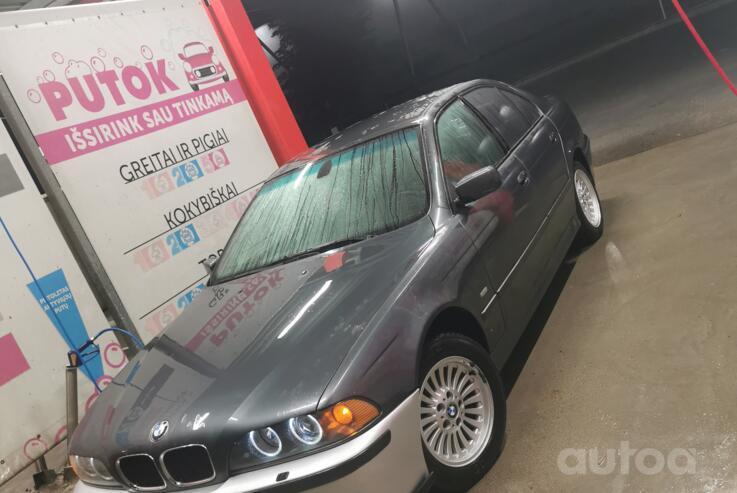 BMW 5 Series E39 [restyling] Sedan