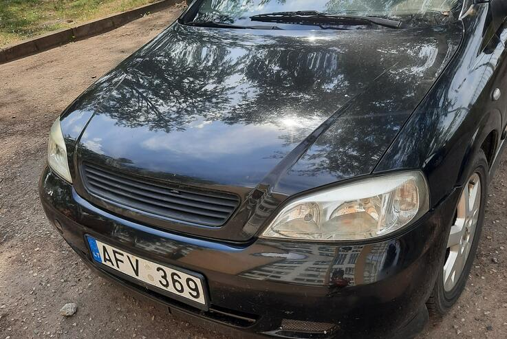 Opel Astra G Coupe 2-doors