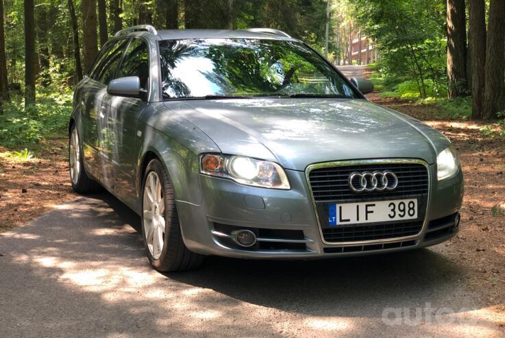 Audi A4 B7 Avant wagon 5-doors