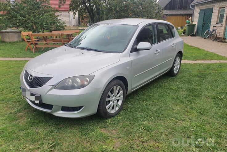 Mazda 3 BK Hatchback 5-doors