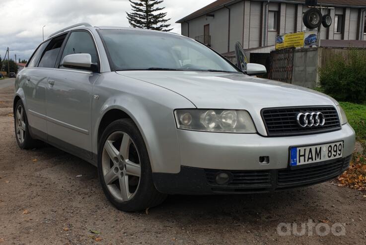 Audi A4 B6 Avant wagon 5-doors