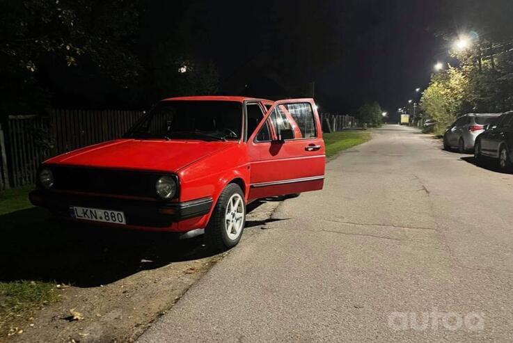 Volkswagen Golf 2 generation Hatchback 5-doors