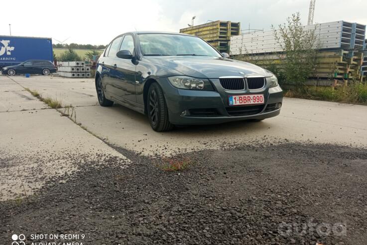 BMW 3 Series E90/E91/E92/E93 Sedan