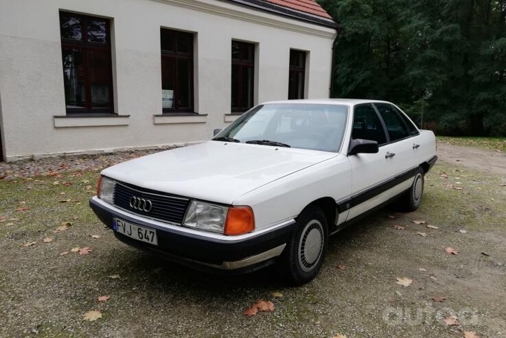 Audi 100 S3 Sedan