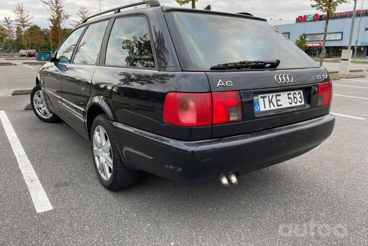 Audi A6 A4/C4 wagon