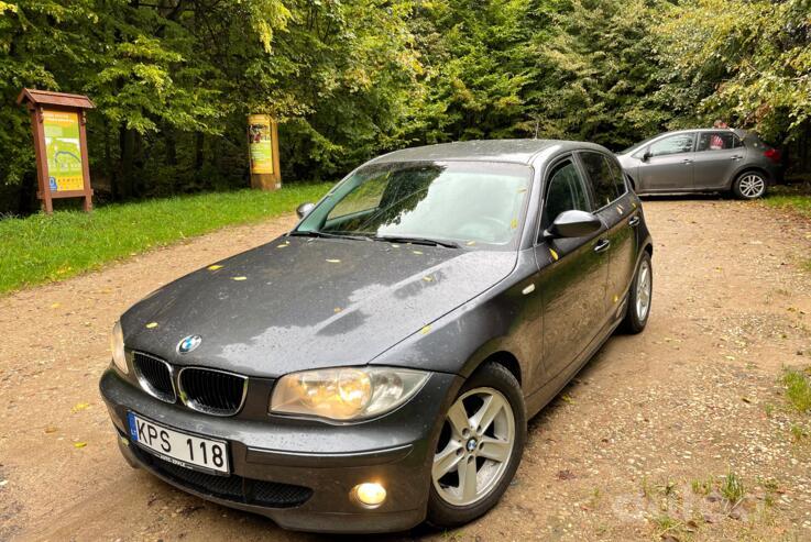 BMW 1 Series E87 Hatchback