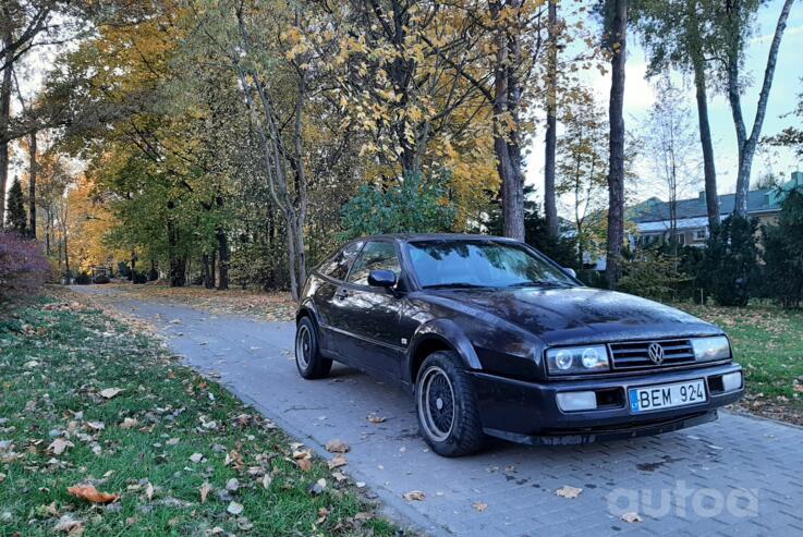 Volkswagen Corrado 1 generation Coupe