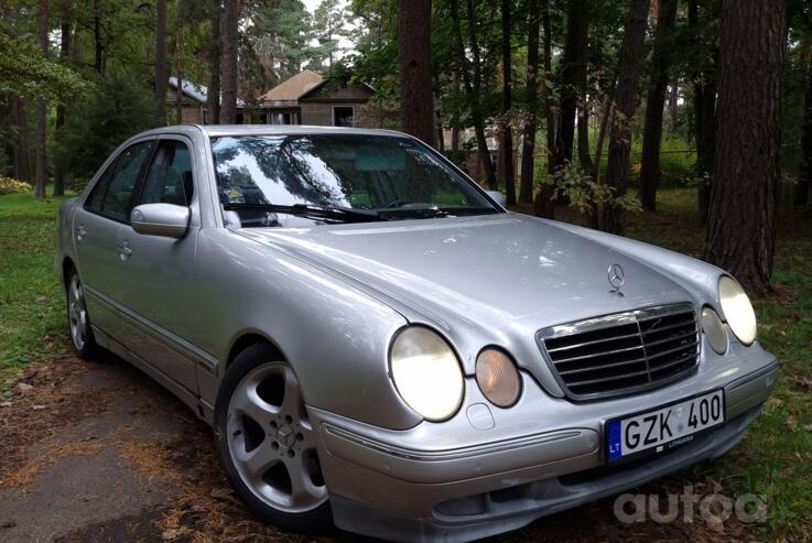 Mercedes-Benz E-Class W210 [restyling]