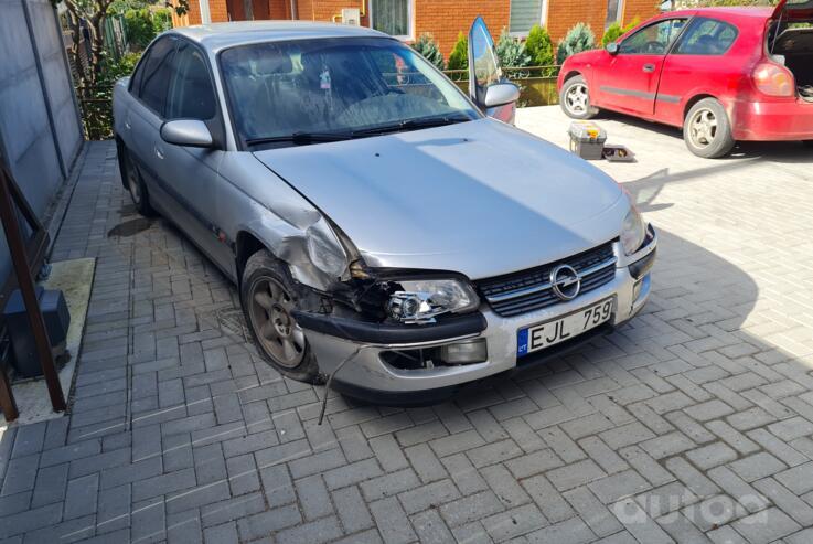 Opel Omega B [restyling] Sedan