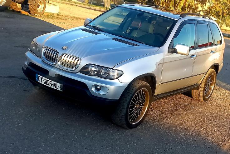 BMW X5 E53 [restyling] Crossover