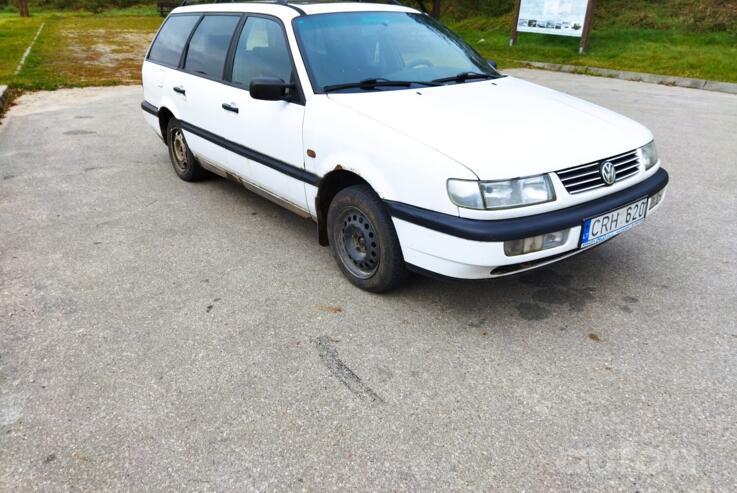 Volkswagen Passat B4 wagon
